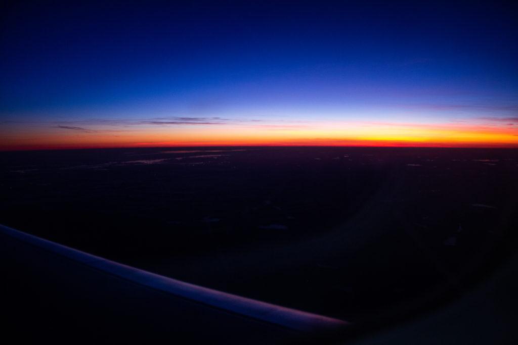 Prendre l'avion jusqu'à Tromso en Norvège