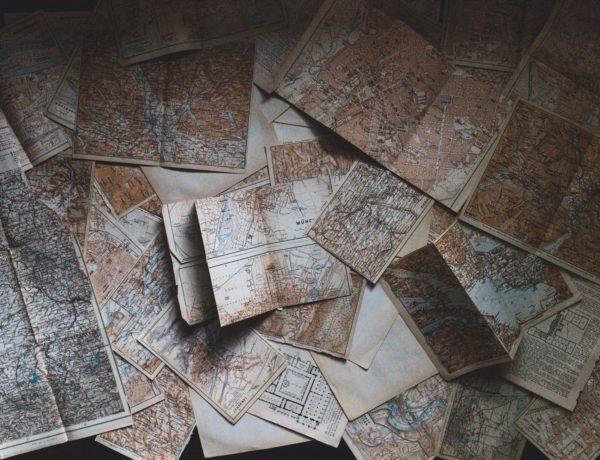 Cartes pour tour du monde
