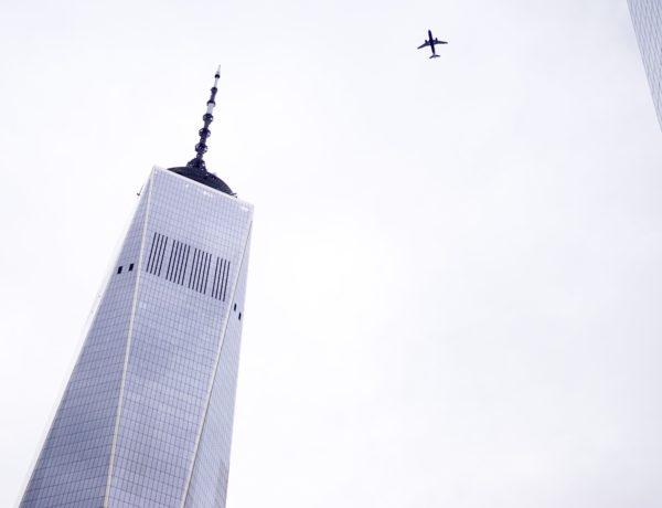Visite du musée du 9 11 de New York