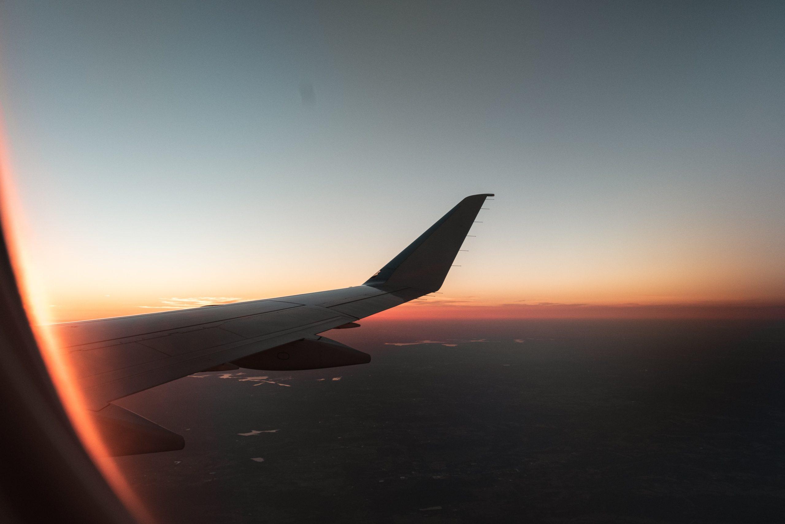 Trajet en Avion depuis la France pour se rendre en Nouvelle Zélande
