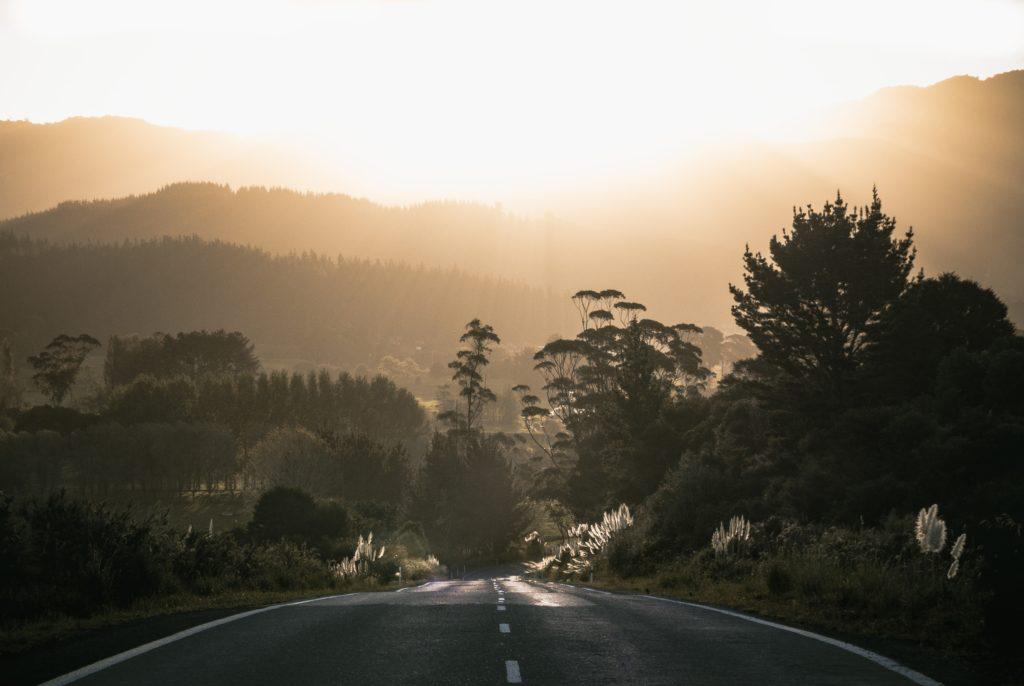 Evasion sur la péninsule de Coromandel en Nouvelle Zélande